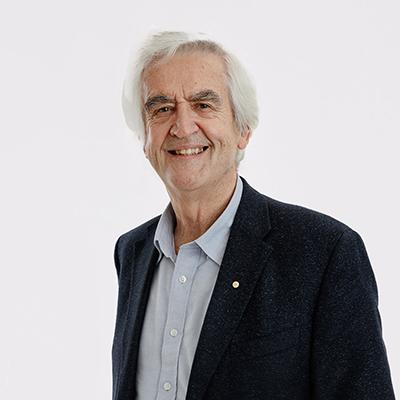 Dr Andrew Pattison OAM